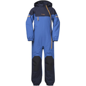 Bergans Kids Ruffen Insulated Coverall AthensBlue/Navy/Desert